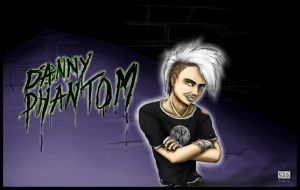 Danny Phantom - Up the Ghost Punx! by Suus-shi