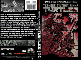 TMNT DVD Cover by TMNT1984