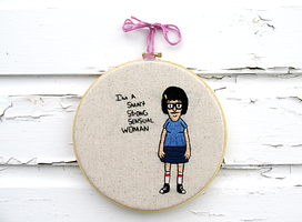 Bob's Burgers - Tina Belcher Quote by thelastromantic