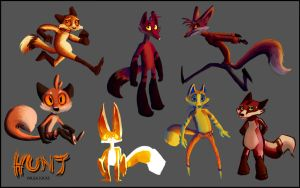 Concepts Fox by Eliket