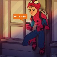 Spiderman by Javas