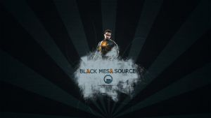 Black Mesa Wallpaper by Subkulturee