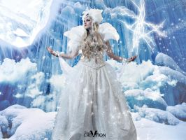 Ice Princess by CecileVCreation