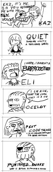 MGS V the Comic pt 2 by Contendo64