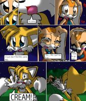 Tails Comic page three by Annamay168