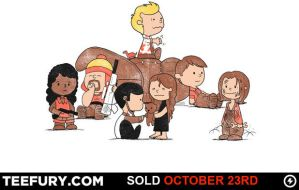 Firefly Shirt Teefury OCT 23rd by missqueenmob
