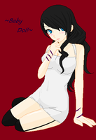 Baby Doll by lilypop87