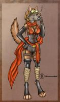 Dutchess by RomenusWolf