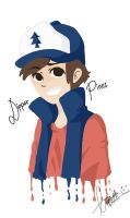 Dipper Pines by Chalovesapples