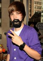 Justin Bieber by picturizr