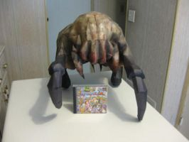Halflife 2 Headcrab Papercraft by Lantis02