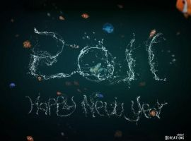 2011 Happy New year by CrazyNalin