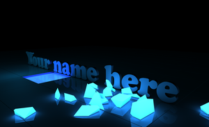 Free Cinema 4D template 2 by Joakim-H