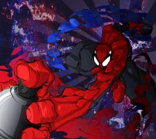 Tags Where Ever A Spider Can by BiggCaZ
