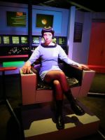 Spock, you have the con by LinkOnALeash