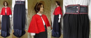 capelet set Victorian Victory by JanuaryGuest