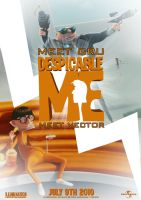 Despicable Me Poster by Alecx8
