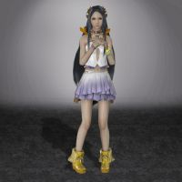Final Fantasy XIII-2 Yeul by ArmachamCorp