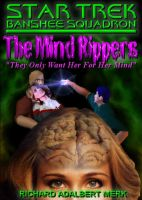 Mind Rippers book cover by richmerk