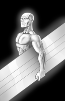 Silver Surfer by Thuddleston