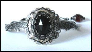 Inner Demon Bracelet by enchantadorn