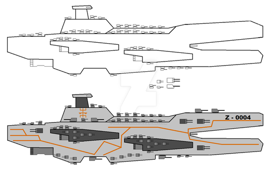 Z Class Prototype and Complete Model by IgnatiusAxonn