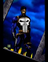 punisher colors by toddrayner
