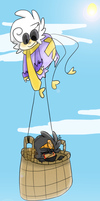 up we go by LabonBull