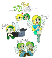 LillyBees by TheLittlehoneybee