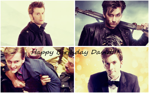 Happy Birthday David Tennant by Before-I-Sleep