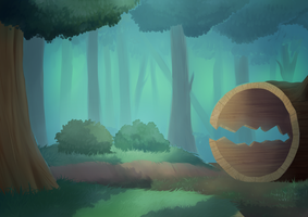 Lost Woods by brigostre