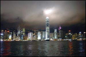 Hong Kong Bay by rucorock