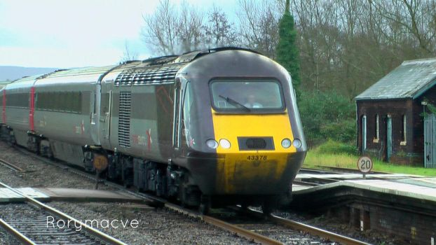 Cross Country 43378 at Exeter St Davids by The-Transport-Guild