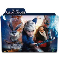 Rise Of The Guardians folder icon by jithinjohny