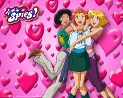 totally spies - alex, sam and clover by neitrali
