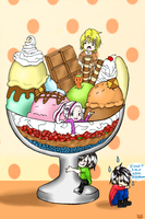 Sweet Bowl by Miharu-chan10