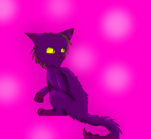 .:CE:. Kitteh Malefor by MaleforFangirl