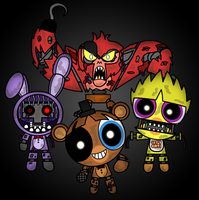 Five Nights at Brick's 2 by Death-Driver-5000