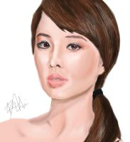 jolin tsai painting by coffeemilo0o - jolin_tsai_painting_by_coffeemilo0o-d3ckz97
