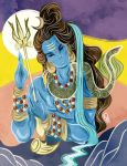 Shiva by Oradine