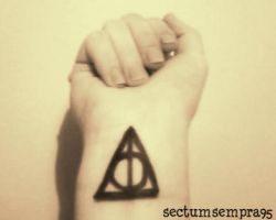 Deathly Hallows by sectumsempra95
