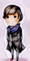 Mini Sherlock by Kero375