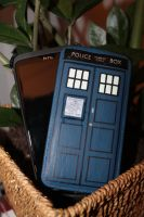 This is the Tardis speaking by NeverDoubtILove