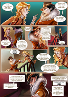 Monsieur Charlatan Page 52 by DrSlug