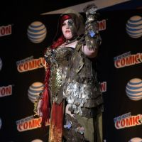 NYCC 2015 - Cosplay Contestent 14 - Sat. by kamau123