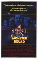 Monster Squad Poster  by leonrock84