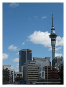 Auckland by chibiace