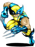 Teen Wolverine by Sugarsop