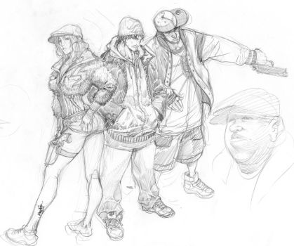 APB Sketches 15 by arnistotle