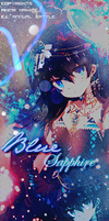 Blue Sapphire by NadChan